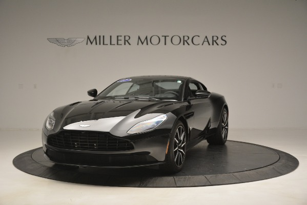 Used 2017 Aston Martin DB11 V12 Coupe for sale Sold at Alfa Romeo of Westport in Westport CT 06880 2