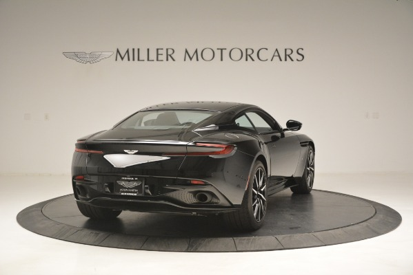 Used 2017 Aston Martin DB11 V12 Coupe for sale Sold at Alfa Romeo of Westport in Westport CT 06880 7