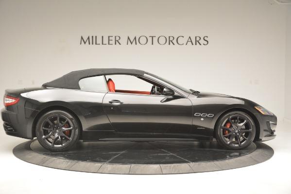 Used 2014 Maserati GranTurismo Sport for sale Sold at Alfa Romeo of Westport in Westport CT 06880 17