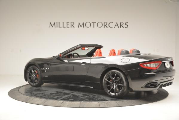 Used 2014 Maserati GranTurismo Sport for sale Sold at Alfa Romeo of Westport in Westport CT 06880 4