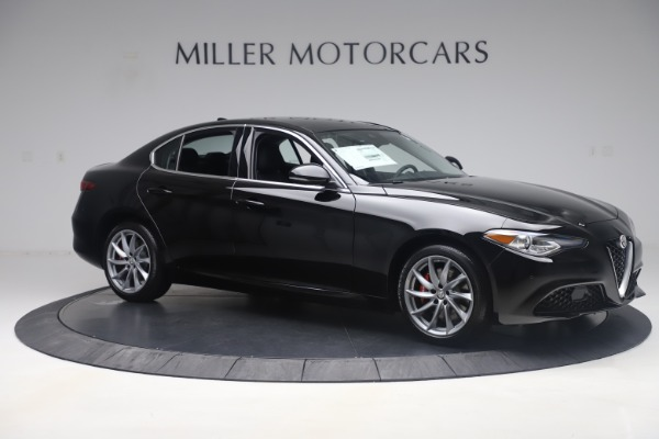 New 2019 Alfa Romeo Giulia Q4 for sale Sold at Alfa Romeo of Westport in Westport CT 06880 10