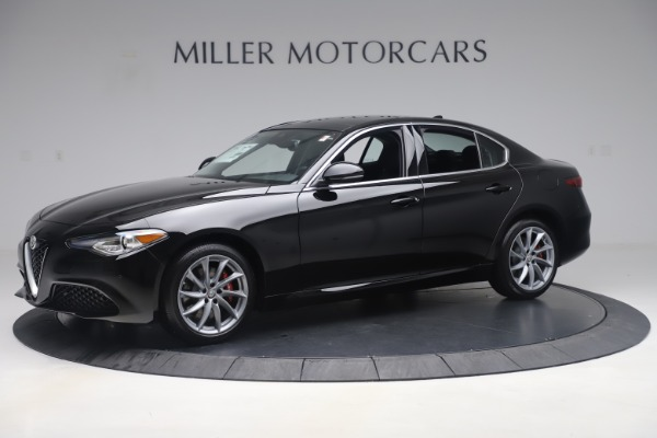 New 2019 Alfa Romeo Giulia Q4 for sale Sold at Alfa Romeo of Westport in Westport CT 06880 2