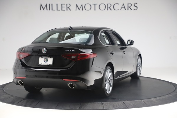 New 2019 Alfa Romeo Giulia Q4 for sale Sold at Alfa Romeo of Westport in Westport CT 06880 7