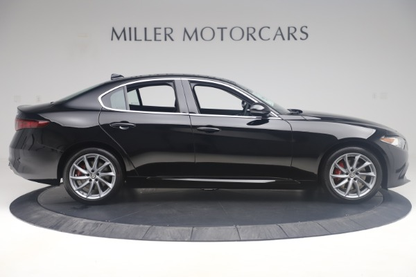 New 2019 Alfa Romeo Giulia Q4 for sale Sold at Alfa Romeo of Westport in Westport CT 06880 9