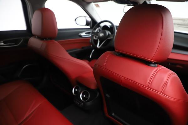 New 2019 Alfa Romeo Giulia Ti Sport Q4 for sale Sold at Alfa Romeo of Westport in Westport CT 06880 28