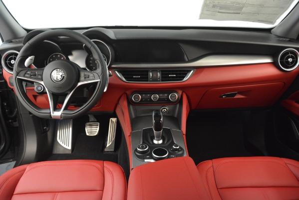 New 2019 Alfa Romeo Stelvio Sport Q4 for sale $49,640 at Alfa Romeo of Westport in Westport CT 06880 16