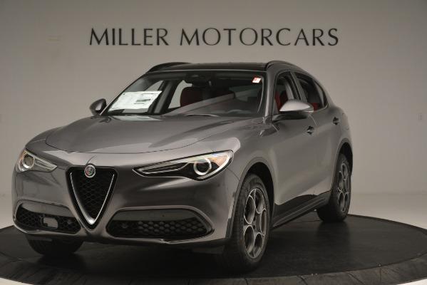 New 2019 Alfa Romeo Stelvio Sport Q4 for sale $49,640 at Alfa Romeo of Westport in Westport CT 06880 1