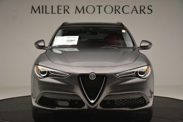 New 2019 Alfa Romeo Stelvio Sport Q4 for sale Sold at Alfa Romeo of Westport in Westport CT 06880 12