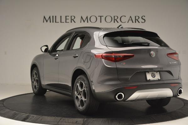 New 2019 Alfa Romeo Stelvio Sport Q4 for sale Sold at Alfa Romeo of Westport in Westport CT 06880 5