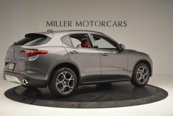 New 2019 Alfa Romeo Stelvio Sport Q4 for sale Sold at Alfa Romeo of Westport in Westport CT 06880 8