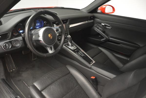 Used 2016 Porsche 911 Targa 4S for sale Sold at Alfa Romeo of Westport in Westport CT 06880 21