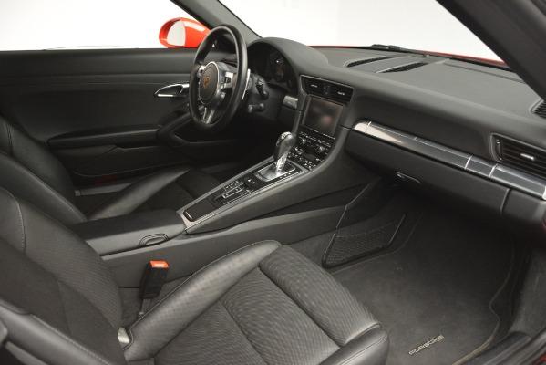 Used 2016 Porsche 911 Targa 4S for sale Sold at Alfa Romeo of Westport in Westport CT 06880 25