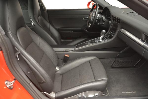 Used 2016 Porsche 911 Targa 4S for sale Sold at Alfa Romeo of Westport in Westport CT 06880 26