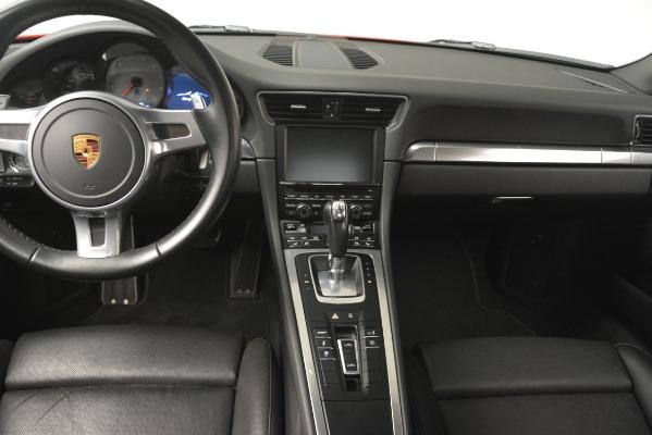 Used 2016 Porsche 911 Targa 4S for sale Sold at Alfa Romeo of Westport in Westport CT 06880 28