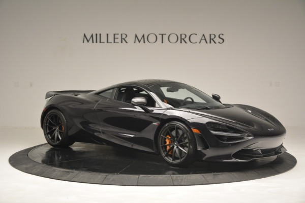 New 2019 McLaren 720S Coupe for sale $351,470 at Alfa Romeo of Westport in Westport CT 06880 10
