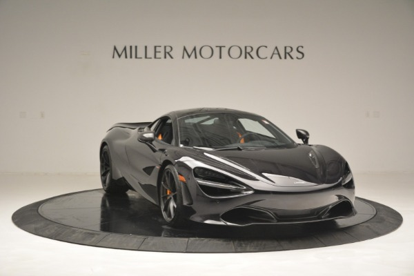 New 2019 McLaren 720S Coupe for sale $351,470 at Alfa Romeo of Westport in Westport CT 06880 11