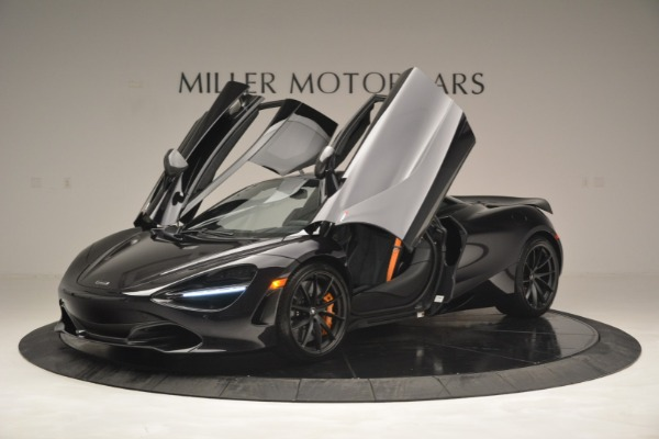 New 2019 McLaren 720S Coupe for sale $351,470 at Alfa Romeo of Westport in Westport CT 06880 14
