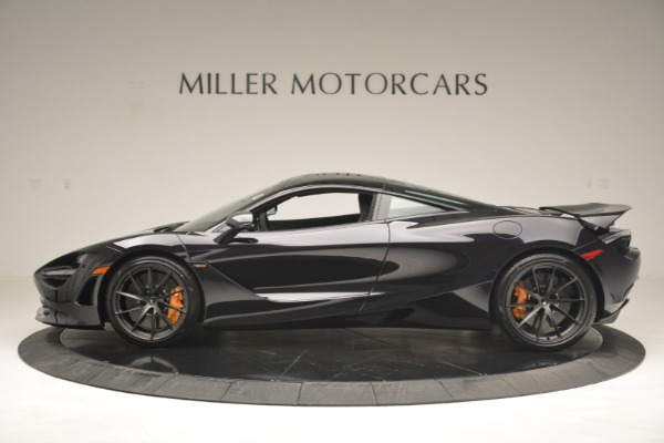 New 2019 McLaren 720S Coupe for sale $351,470 at Alfa Romeo of Westport in Westport CT 06880 3