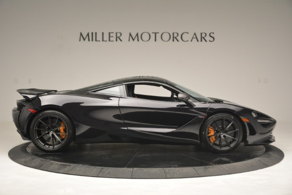 New 2019 McLaren 720S Coupe for sale $351,470 at Alfa Romeo of Westport in Westport CT 06880 9