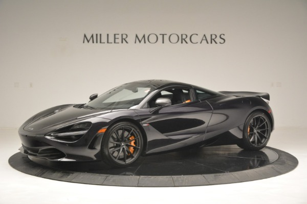New 2019 McLaren 720S Coupe for sale $351,470 at Alfa Romeo of Westport in Westport CT 06880 1