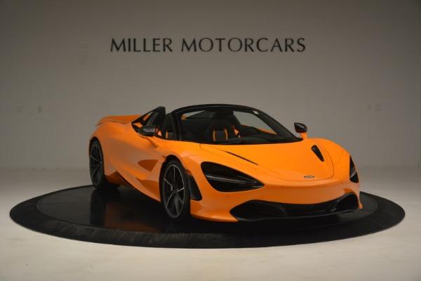 New 2020 McLaren 720S Spider for sale Sold at Alfa Romeo of Westport in Westport CT 06880 11