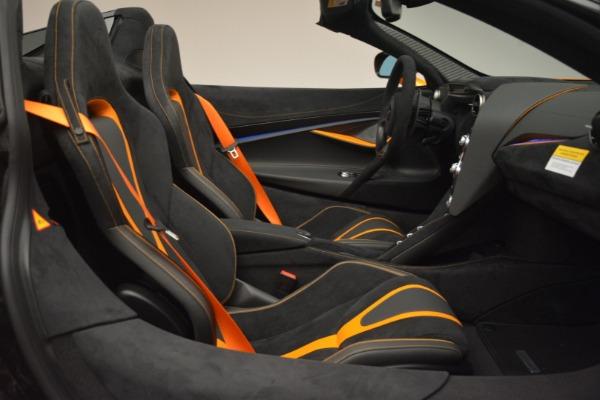 New 2020 McLaren 720S Spider for sale Sold at Alfa Romeo of Westport in Westport CT 06880 28
