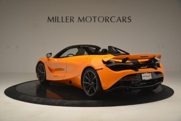 New 2020 McLaren 720S Spider for sale Sold at Alfa Romeo of Westport in Westport CT 06880 5
