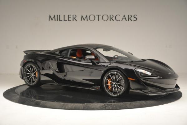 New 2019 McLaren 600LT Coupe for sale Sold at Alfa Romeo of Westport in Westport CT 06880 11