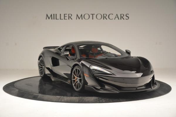 New 2019 McLaren 600LT Coupe for sale Sold at Alfa Romeo of Westport in Westport CT 06880 12