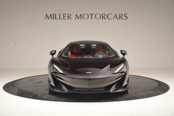 New 2019 McLaren 600LT Coupe for sale Sold at Alfa Romeo of Westport in Westport CT 06880 13
