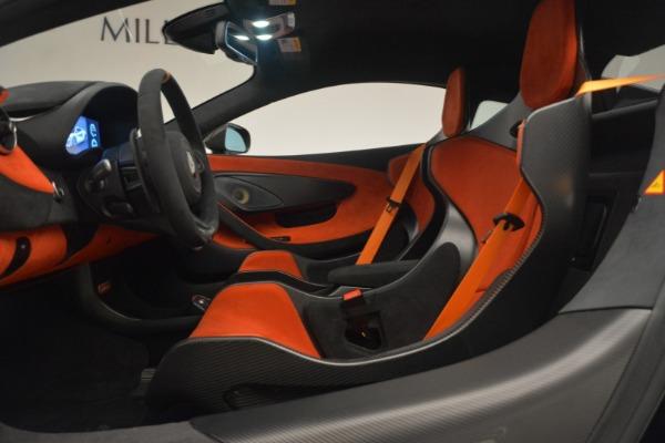 New 2019 McLaren 600LT Coupe for sale Sold at Alfa Romeo of Westport in Westport CT 06880 19