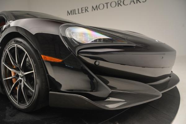 New 2019 McLaren 600LT Coupe for sale Sold at Alfa Romeo of Westport in Westport CT 06880 24