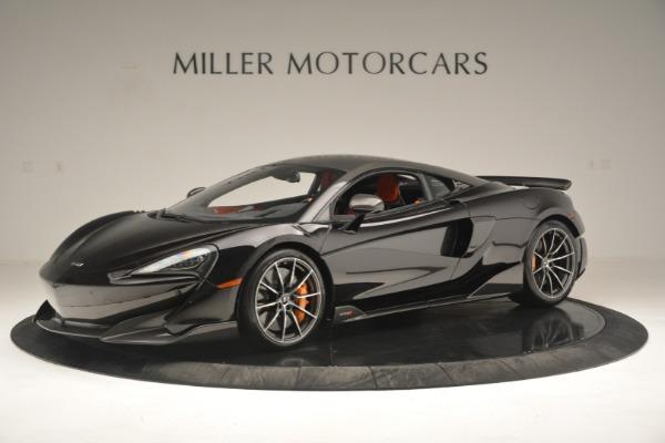 New 2019 McLaren 600LT Coupe for sale Sold at Alfa Romeo of Westport in Westport CT 06880 3