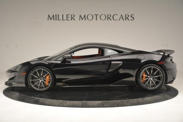 New 2019 McLaren 600LT Coupe for sale Sold at Alfa Romeo of Westport in Westport CT 06880 4