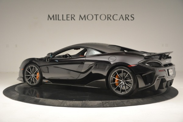 New 2019 McLaren 600LT Coupe for sale Sold at Alfa Romeo of Westport in Westport CT 06880 5