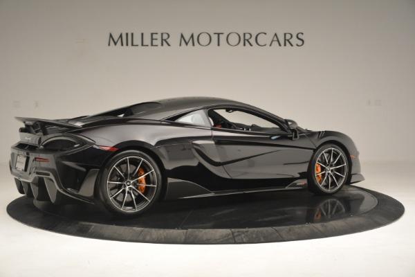 New 2019 McLaren 600LT Coupe for sale Sold at Alfa Romeo of Westport in Westport CT 06880 9