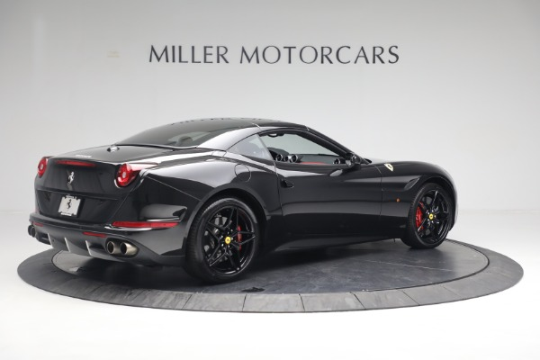 Used 2016 Ferrari California T for sale Sold at Alfa Romeo of Westport in Westport CT 06880 16