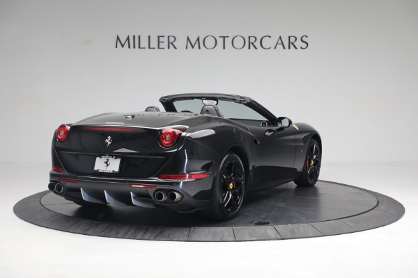 Used 2016 Ferrari California T for sale Sold at Alfa Romeo of Westport in Westport CT 06880 7