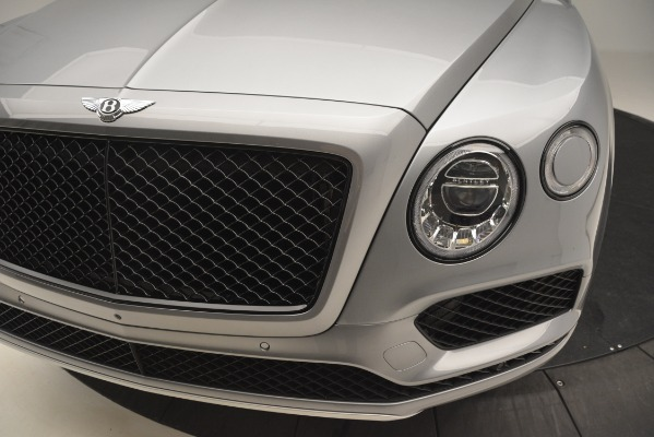 New 2019 Bentley Bentayga V8 for sale Sold at Alfa Romeo of Westport in Westport CT 06880 15