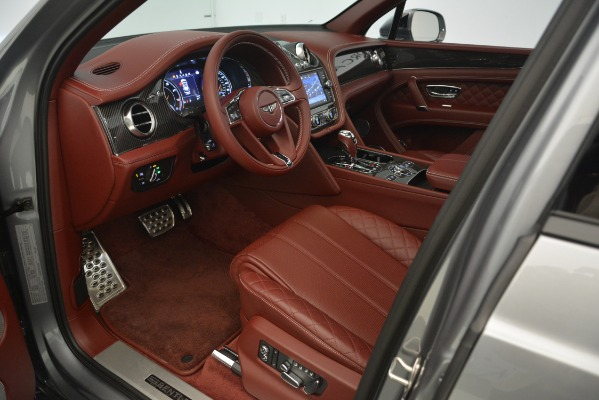 New 2019 Bentley Bentayga V8 for sale Sold at Alfa Romeo of Westport in Westport CT 06880 22