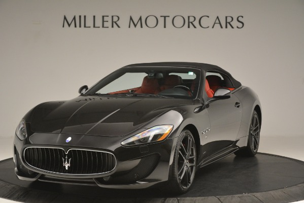 Used 2015 Maserati GranTurismo Sport for sale Sold at Alfa Romeo of Westport in Westport CT 06880 2