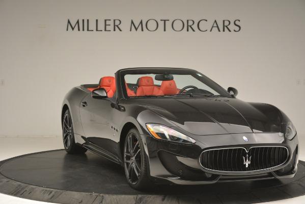 Used 2015 Maserati GranTurismo Sport for sale Sold at Alfa Romeo of Westport in Westport CT 06880 21