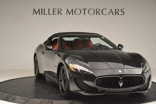Used 2015 Maserati GranTurismo Sport for sale Sold at Alfa Romeo of Westport in Westport CT 06880 22