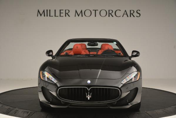 Used 2015 Maserati GranTurismo Sport for sale Sold at Alfa Romeo of Westport in Westport CT 06880 23