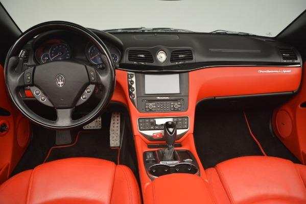 Used 2015 Maserati GranTurismo Sport for sale Sold at Alfa Romeo of Westport in Westport CT 06880 28