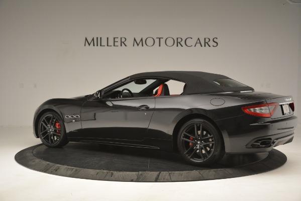 Used 2015 Maserati GranTurismo Sport for sale Sold at Alfa Romeo of Westport in Westport CT 06880 8