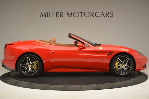 Used 2017 Ferrari California T Handling Speciale for sale $163,900 at Alfa Romeo of Westport in Westport CT 06880 9