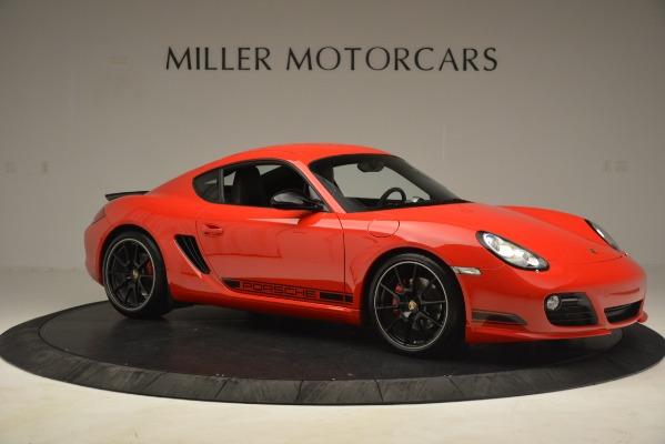 Used 2012 Porsche Cayman R for sale Sold at Alfa Romeo of Westport in Westport CT 06880 10