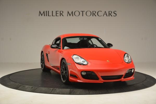 Used 2012 Porsche Cayman R for sale Sold at Alfa Romeo of Westport in Westport CT 06880 11