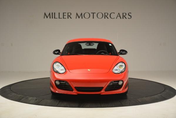 Used 2012 Porsche Cayman R for sale Sold at Alfa Romeo of Westport in Westport CT 06880 12